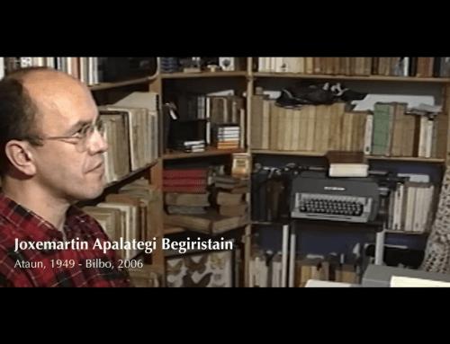 Joxe Martin Apalategi Begiristain