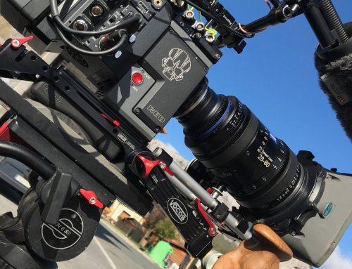 Gure RED Scarlet-w kamera zoragarria salgai jartzeko momentua iritsi zaigu. Ez d…